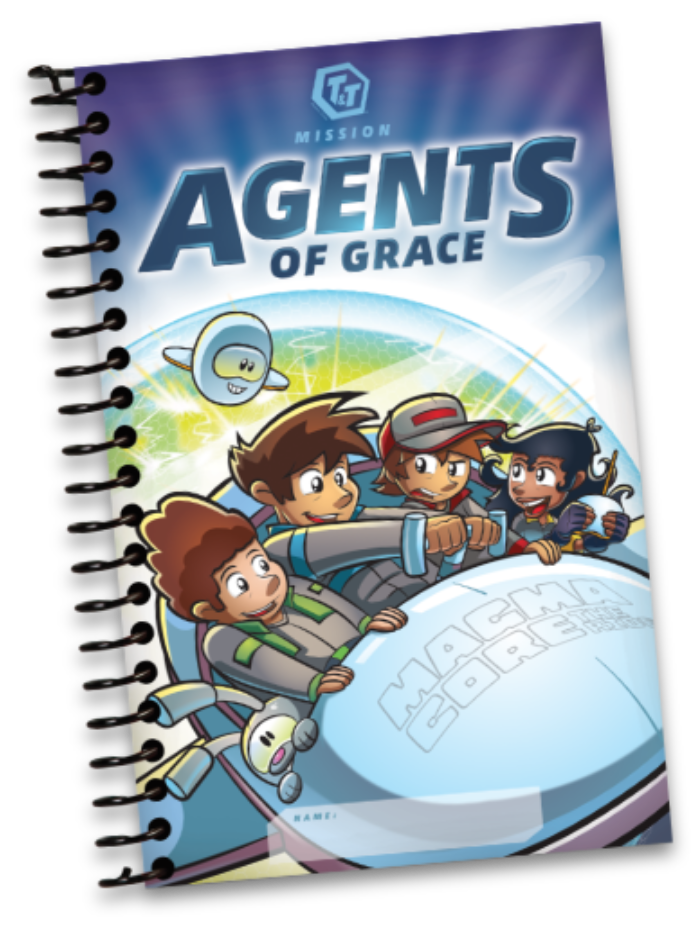 T&T Mission: Agents of Grace Handbook